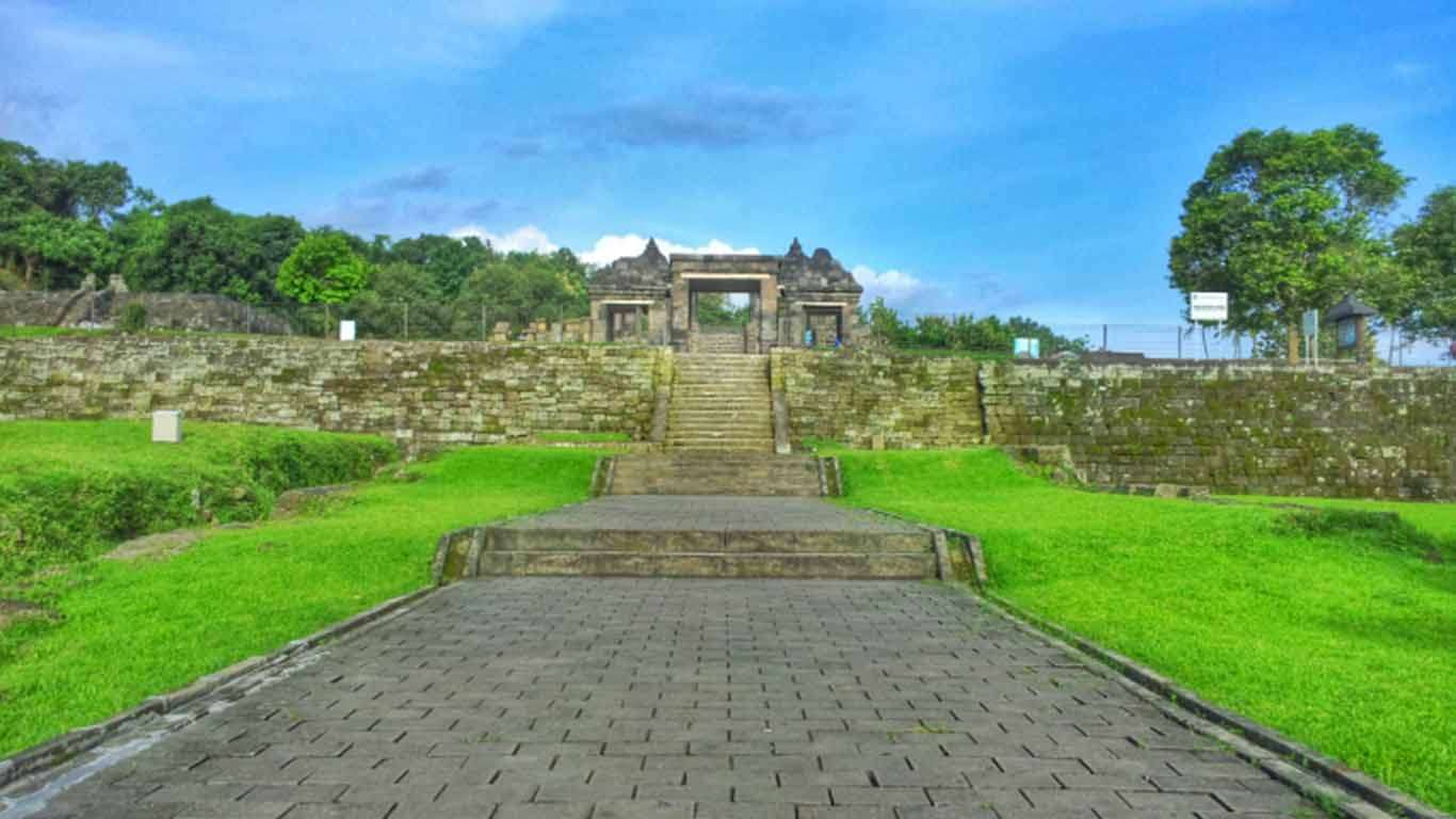 Harga Tiket Masuk Candi Ratu Boko Yogyakarta