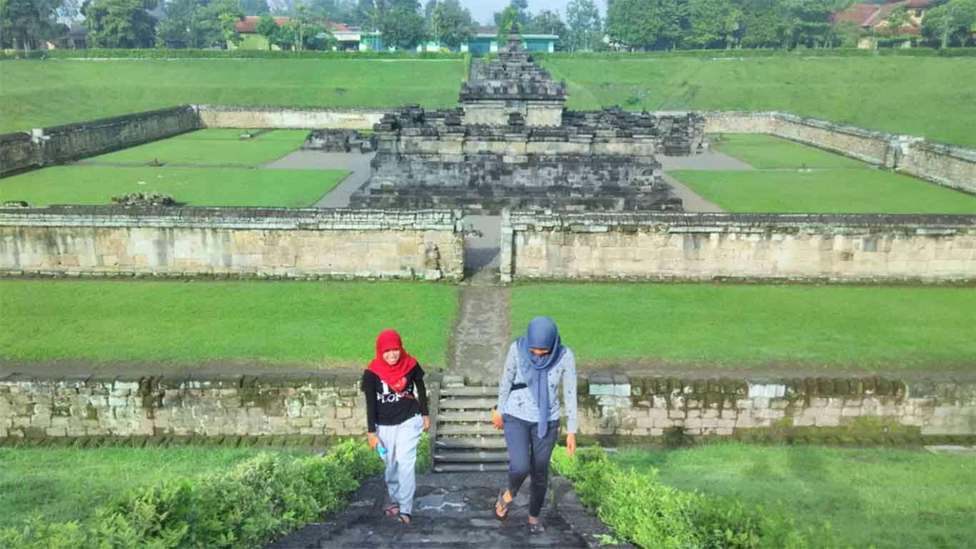 Harga Tiket Masuk Candi Sambisari Yogyakarta