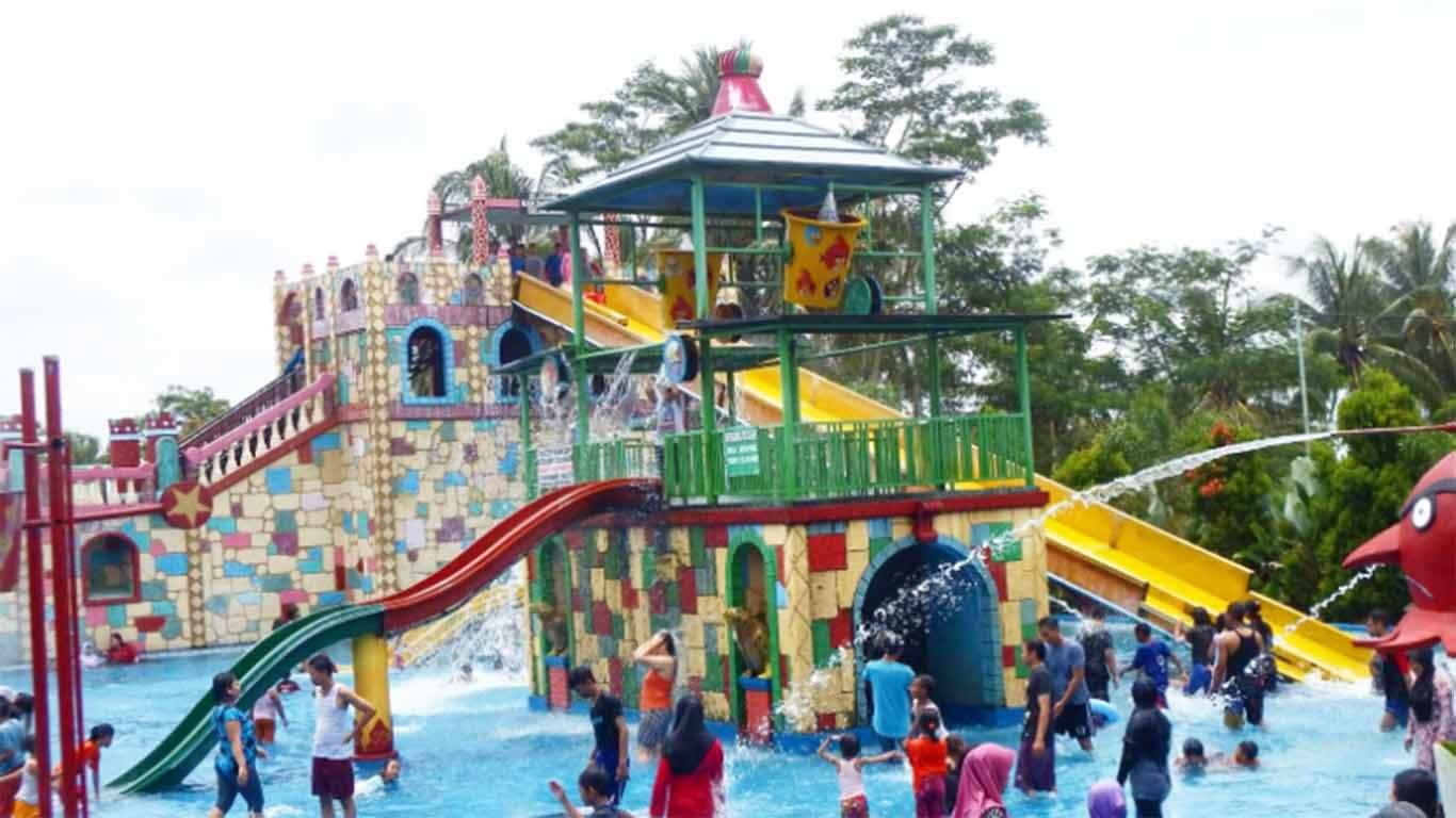Wahana Harga Tiket Masuk Cas Waterpark Cikole