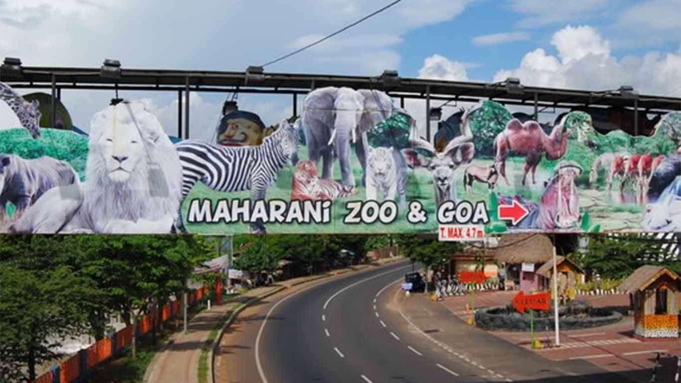 Harga Tiket Masuk Maharani Zoo & Goa