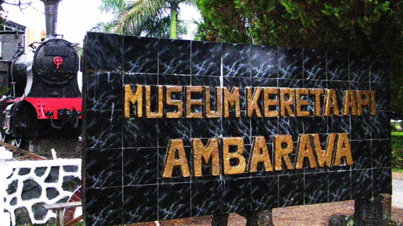 Harga Tiket Masuk Museum Kereta Api Ambarawa