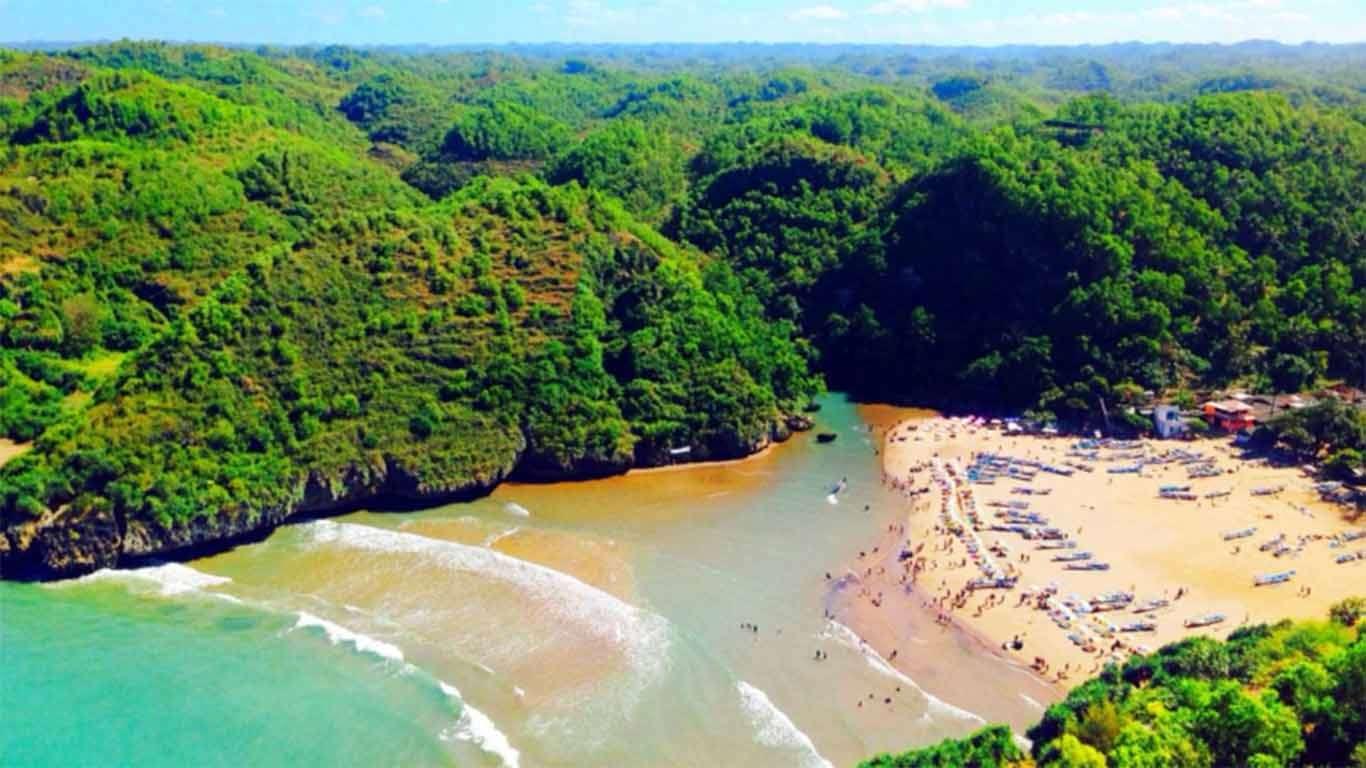 Harga Tiket Masuk Pantai Baron Yogyakarta