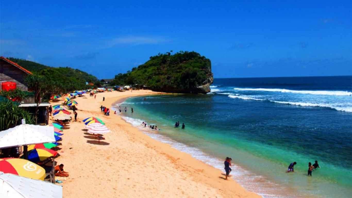 Harga Tiket Masuk Pantai Kukup Yogyakarta