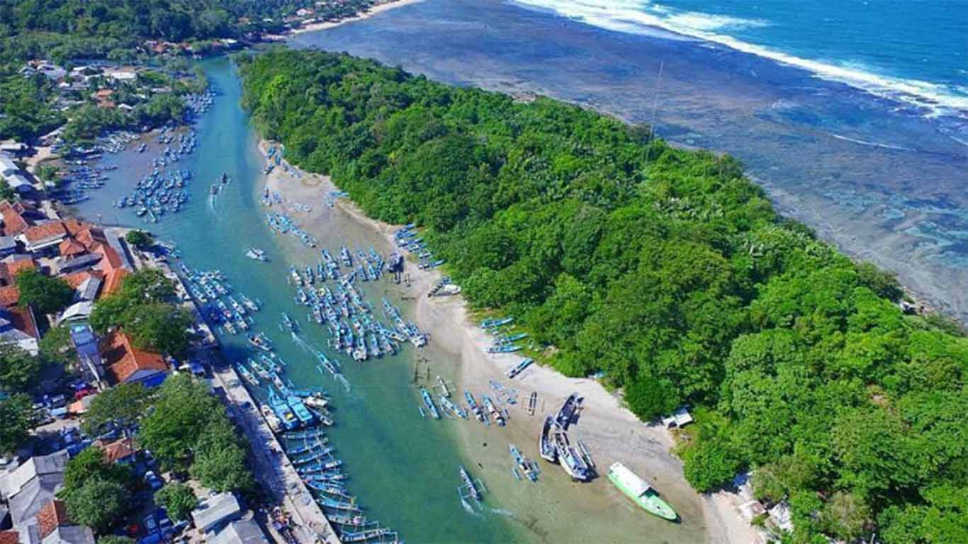√ Aktifitas + Harga Tiket Pantai Santolo Garut Terbaru 9