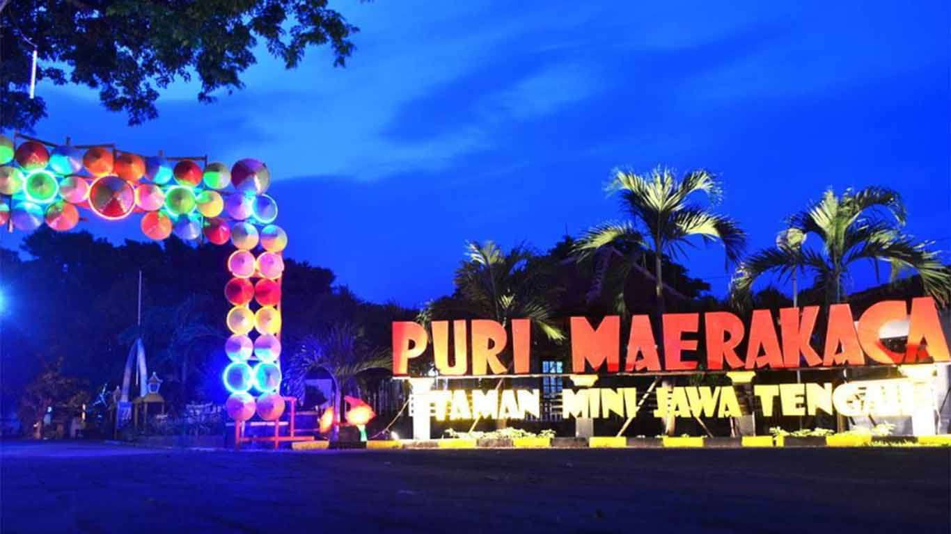 Harga Tiket Masuk Puri Maerokoco Semarang