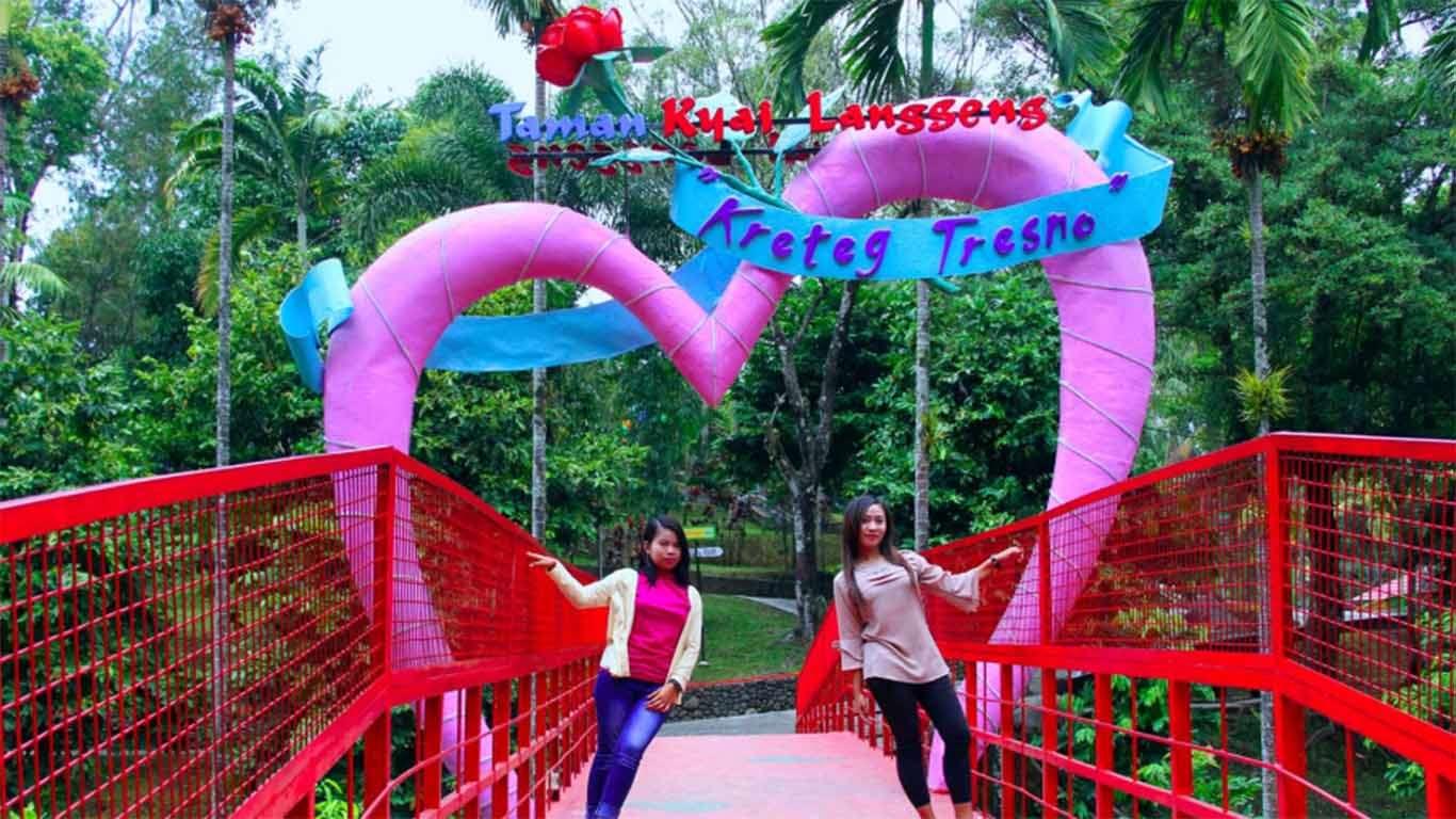 Harga Tiket Masuk Taman Kyai Langgeng