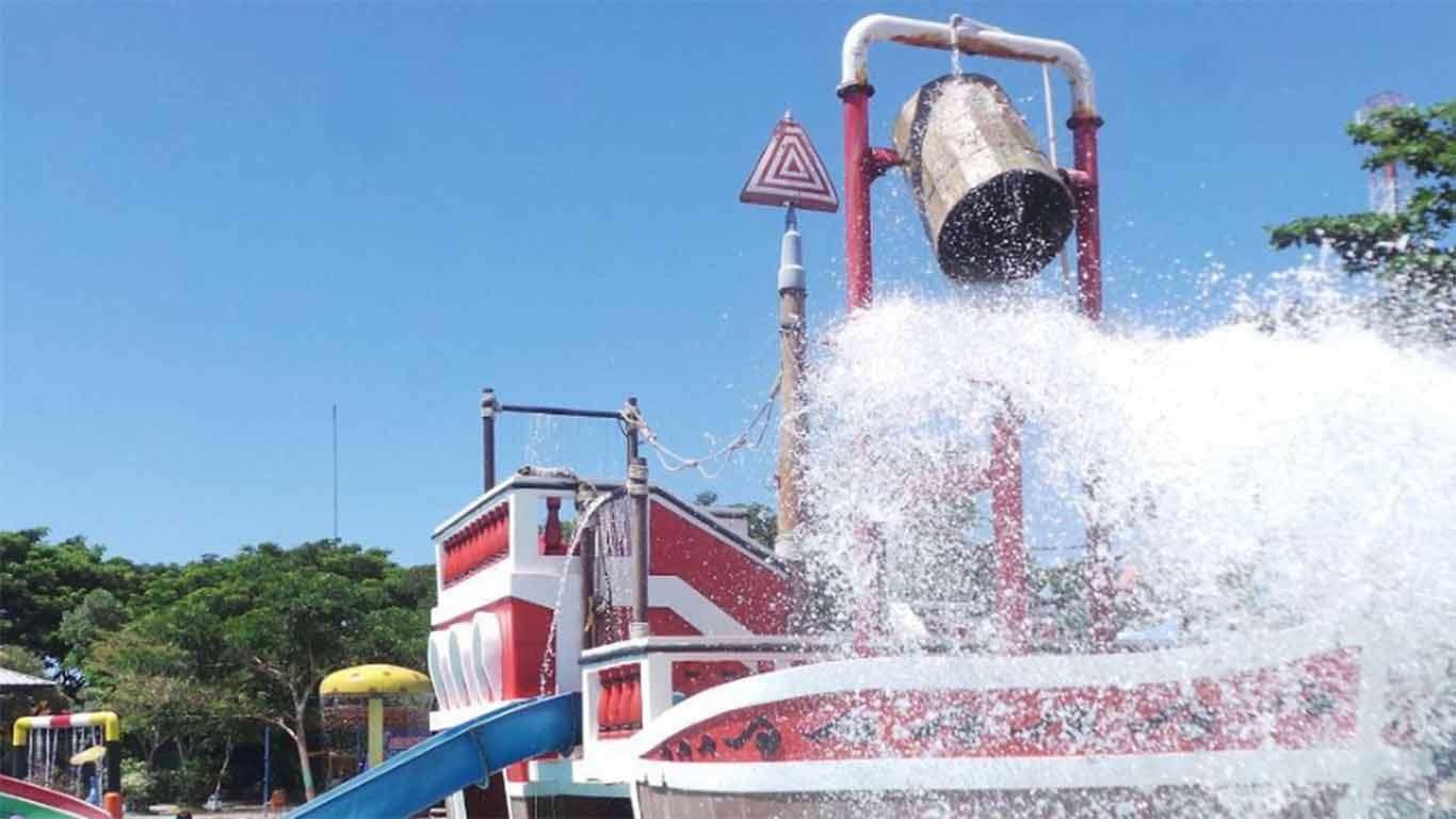 harga tiket masuk waterpark tegal 2019