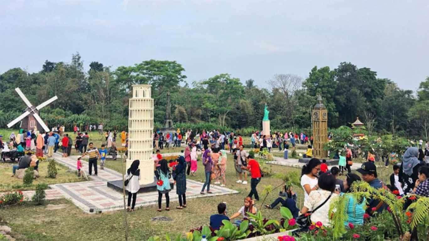 Harga Tiket Merapi Park Sleman