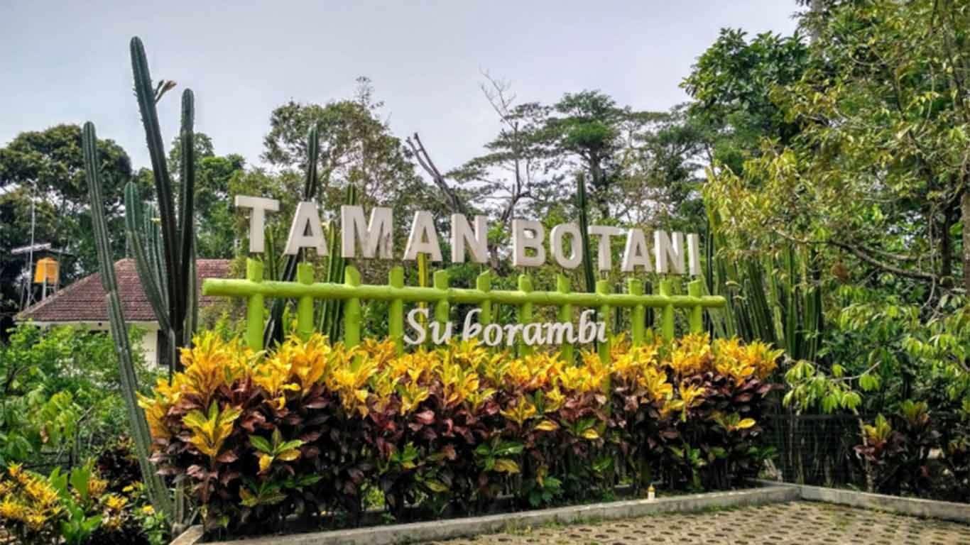 Harga Tiket Taman Botani Sukorambi