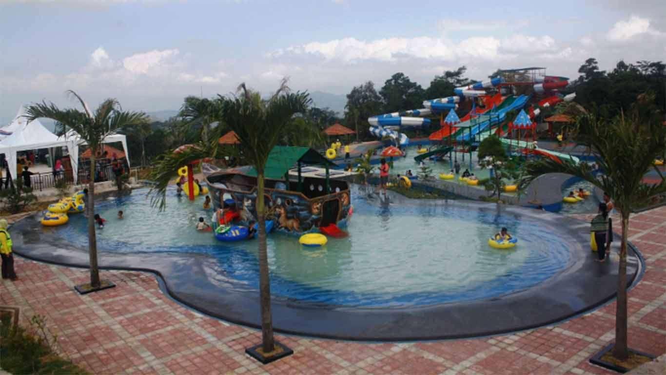 Harga Tiket The Mountain Recreation Park