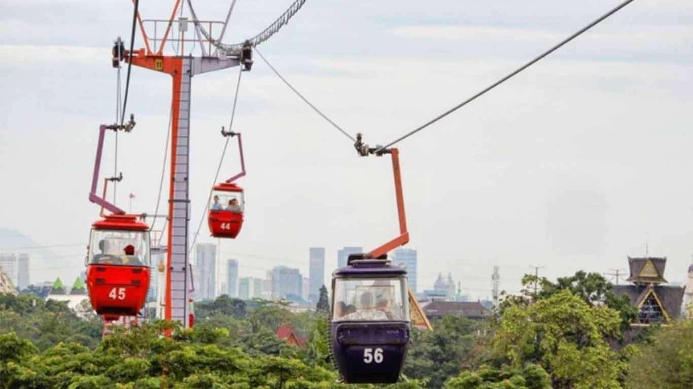 Harga Tiket Masuk Tmii Taman Mini Indonesia Indah S D Des 2019