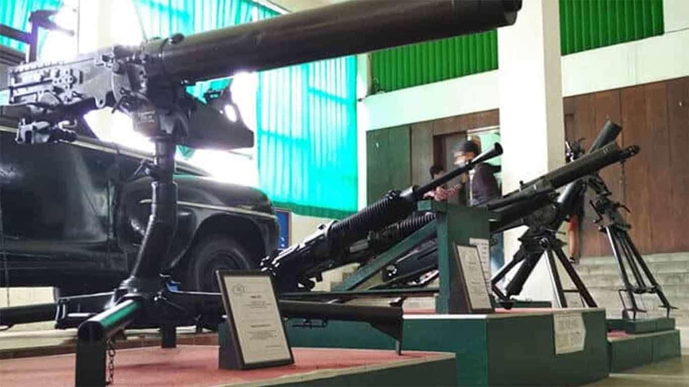 museum brawijaya malang angker
