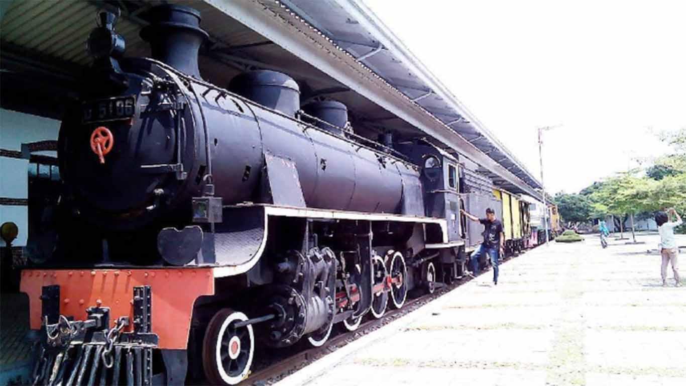 muuseum kereta api ambarawa 2019