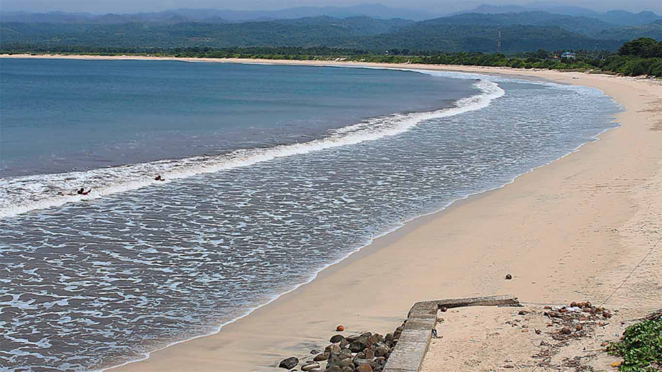 pantai santolo garut 2019