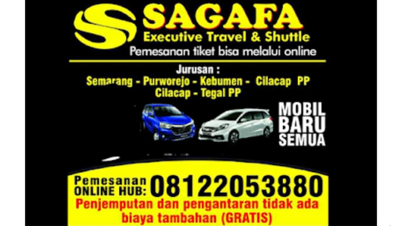sagafa travel kota semarang jawa tengah