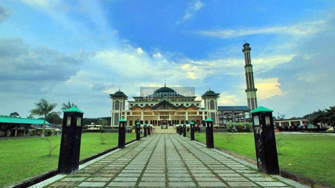 Masjid Raya Tua Tunu