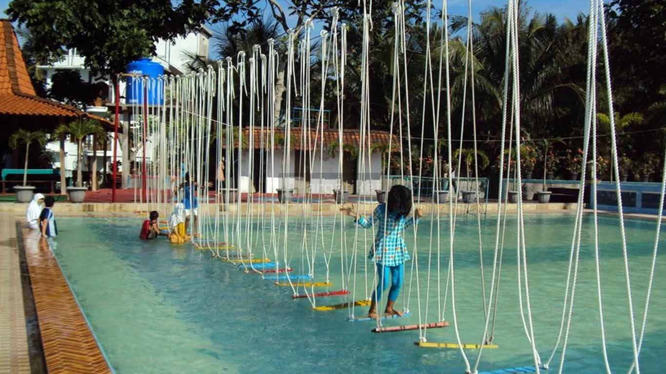 Outbound Waterboom Pakem Sari