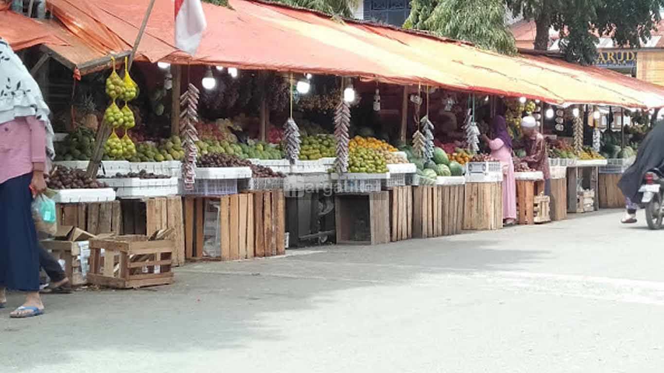Pasar Tradisional Pariwisata sungai penuh