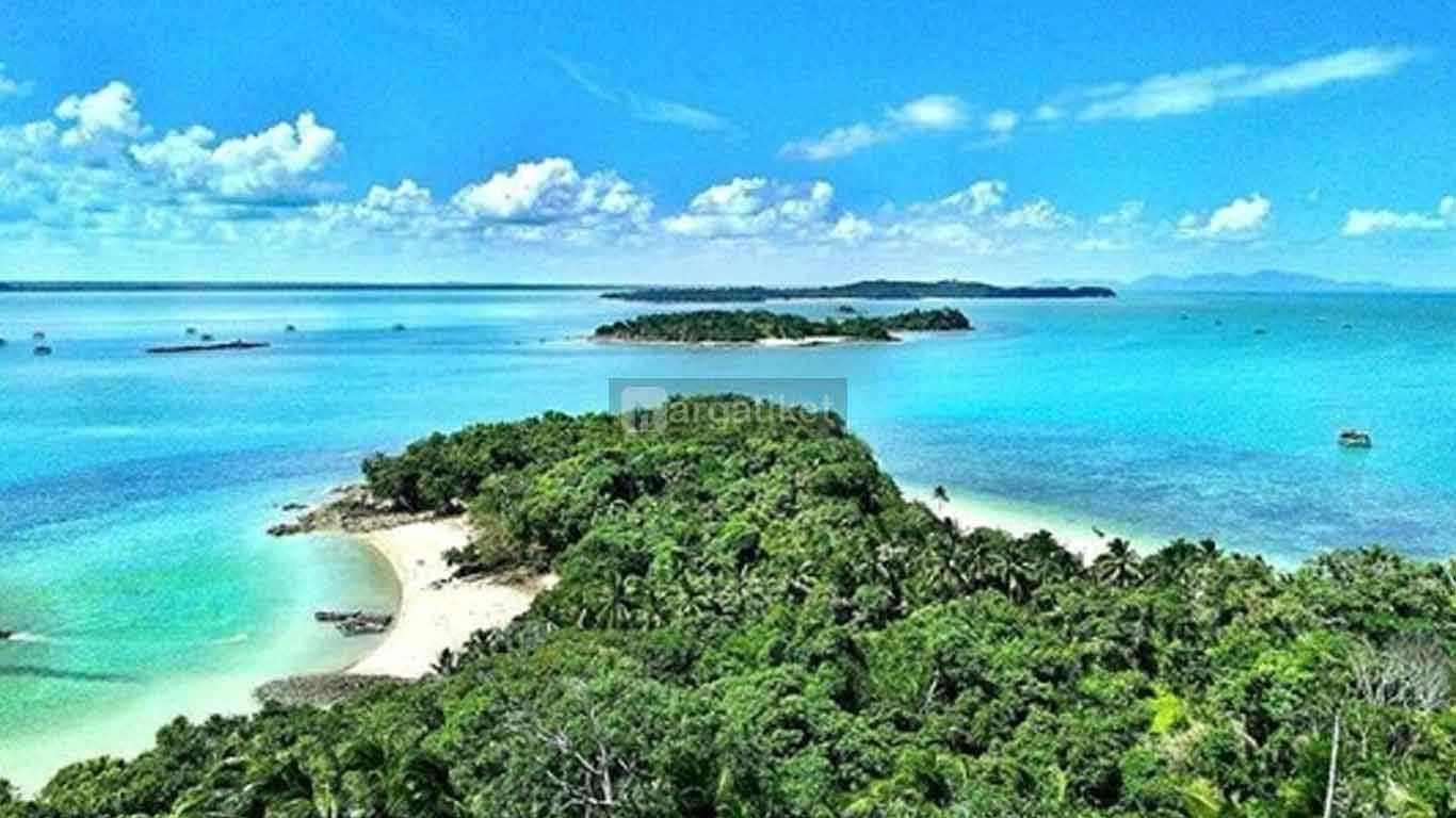 Pulau Lampu atau Pulau Pelepas