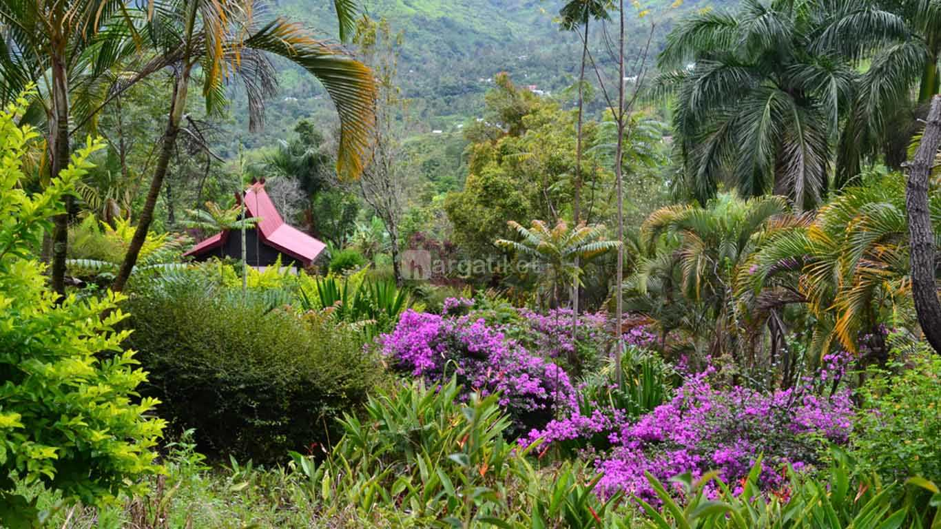 Taman Bunga Puti Senang