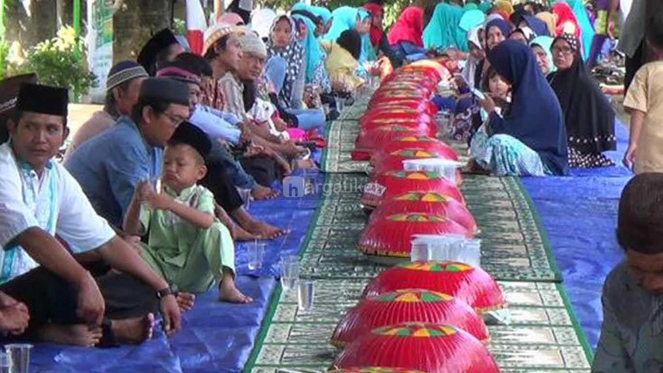 Tradisi Nganggung
