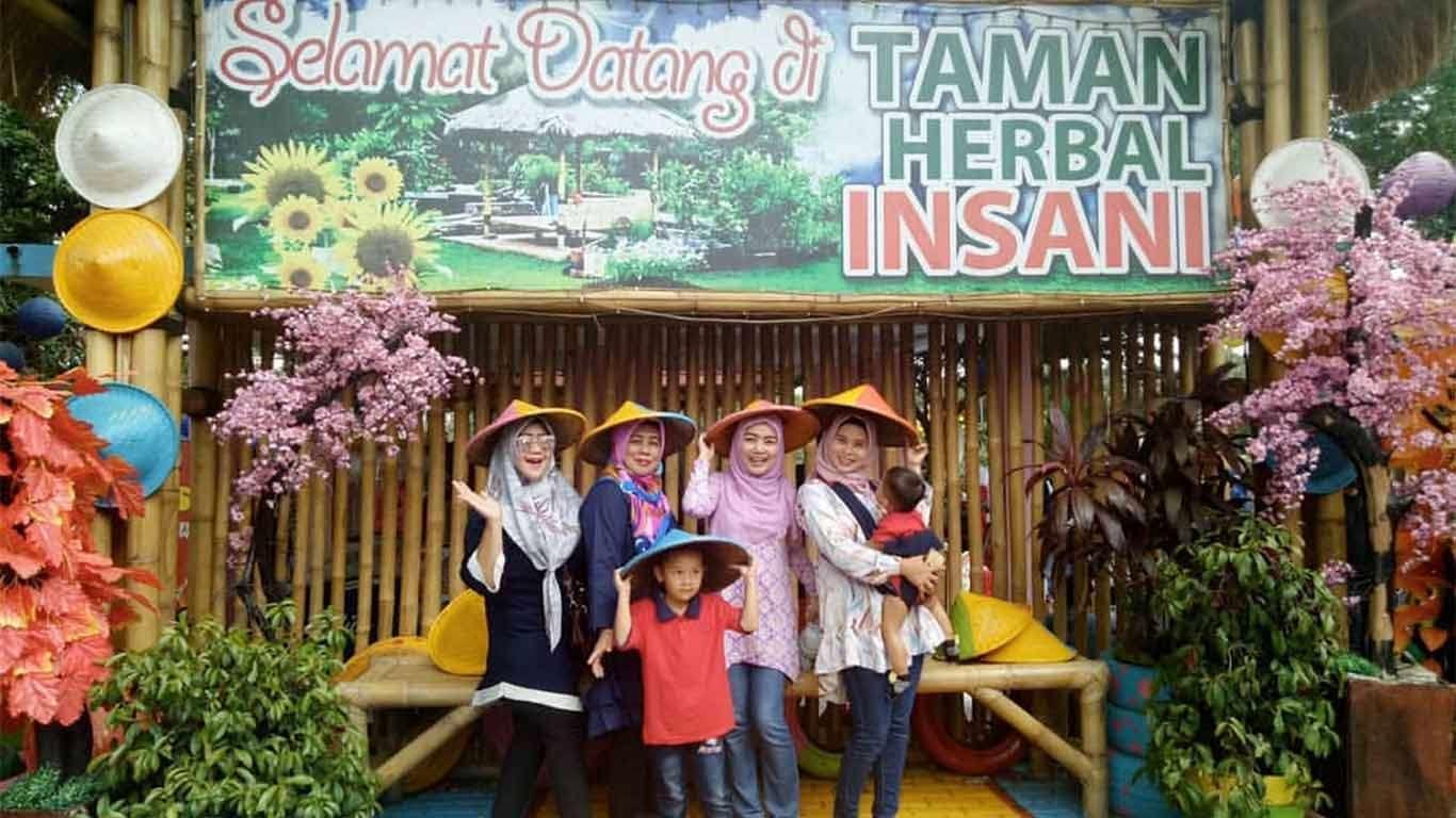 Harga Tiket Masuk Taman Herbal Insani