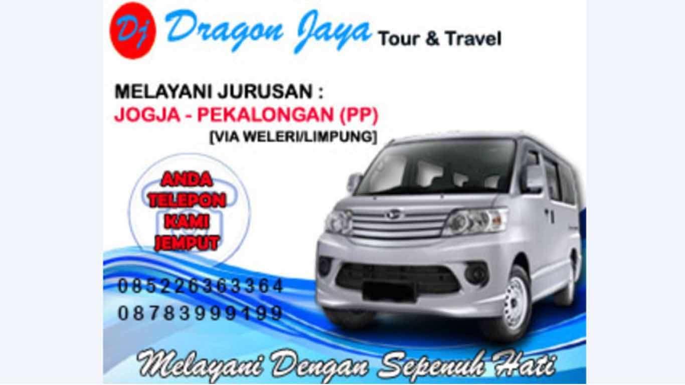 mandiri persada travel jogja-pekalongan-pml bantul daerah istimewa yogyakarta