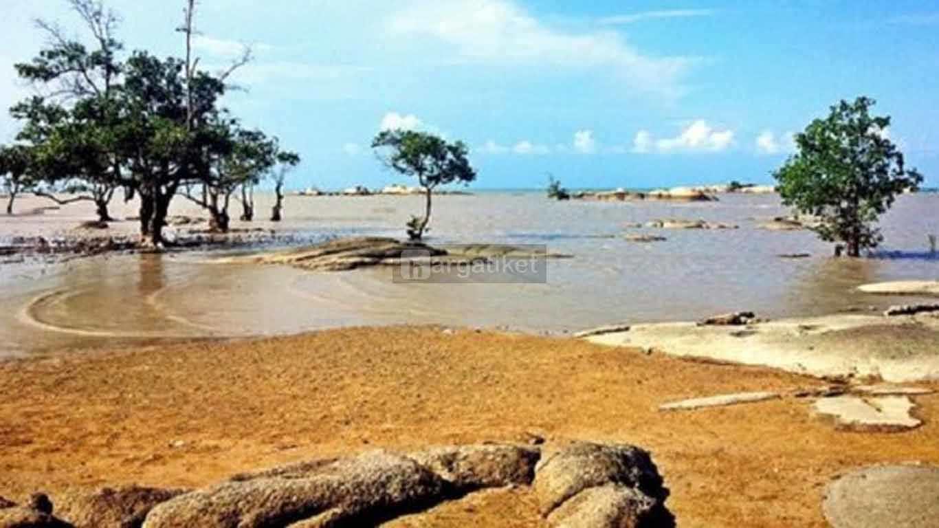 objek wisata pulau bangka