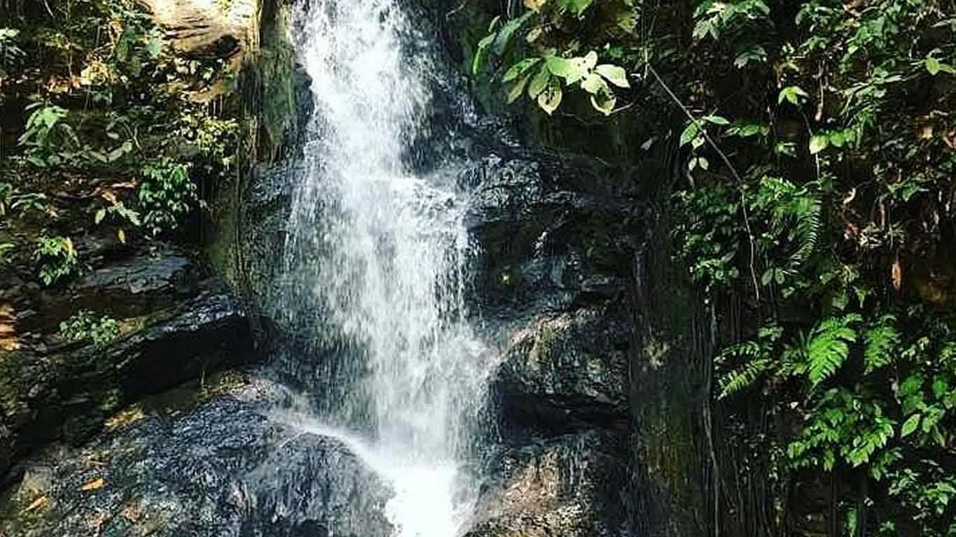 Air Terjun Tegan Kiri