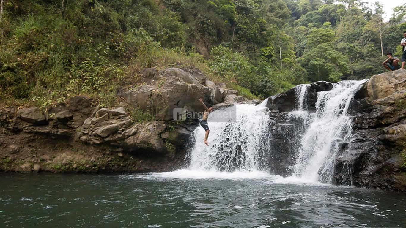 Air Terjun Triban - Ngepung