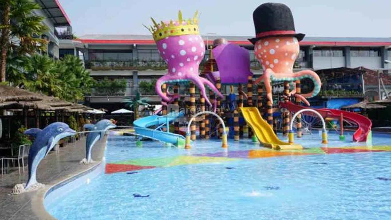 Batu Wonderland waterpark
