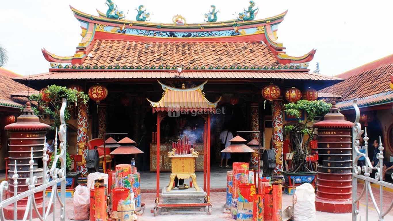 Boen Tek Bio Chinese Temple