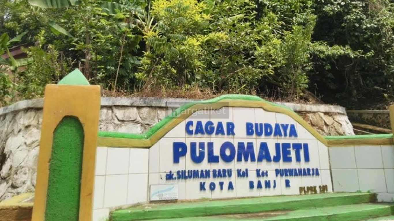 Cagar Budaya Pulo Majeti