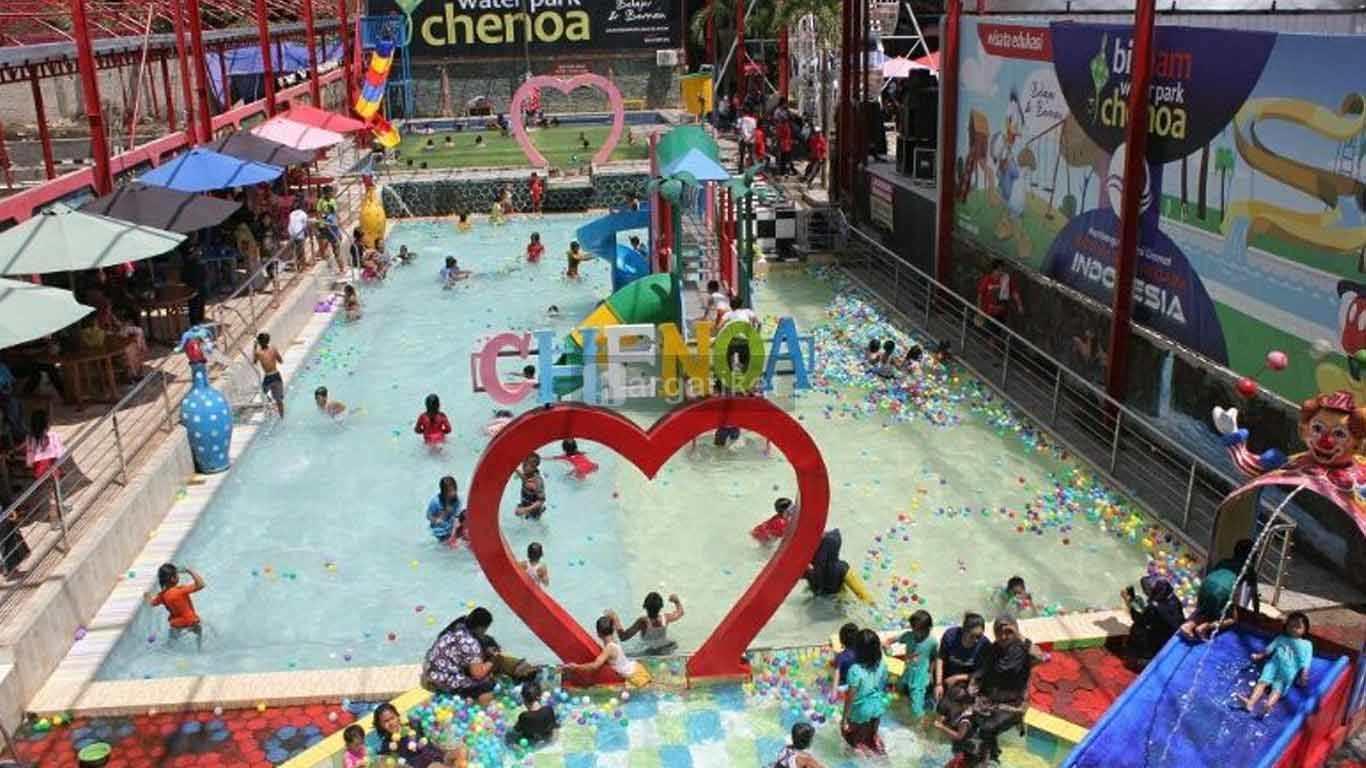 Chenoa Water Play Kedawung