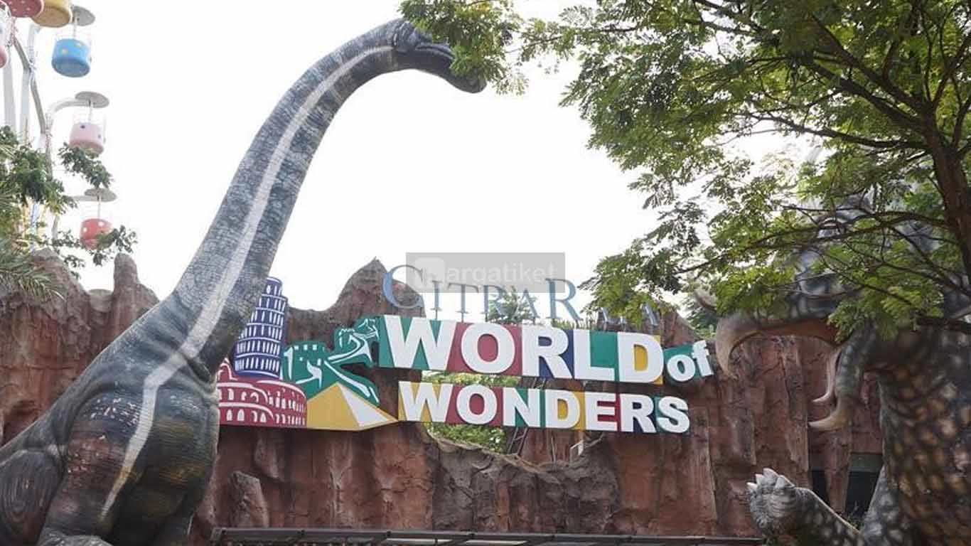 Citra Raya World Of Wonders Theme Park