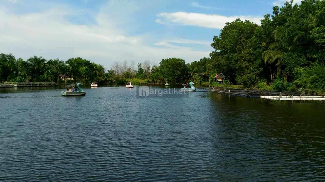Danau Wisata Kota Citra