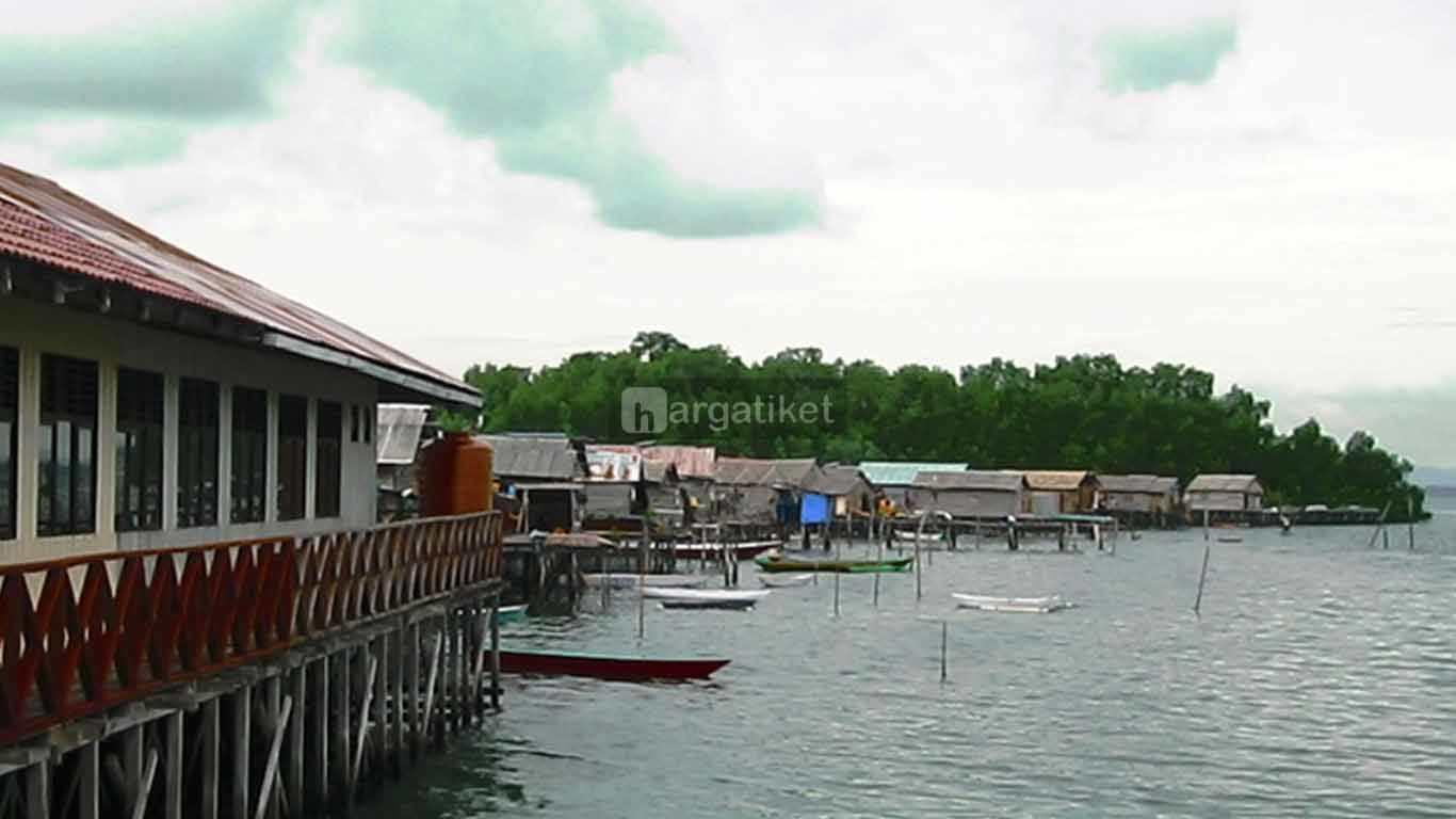 Desa Selangan dan Tihi-Tihi