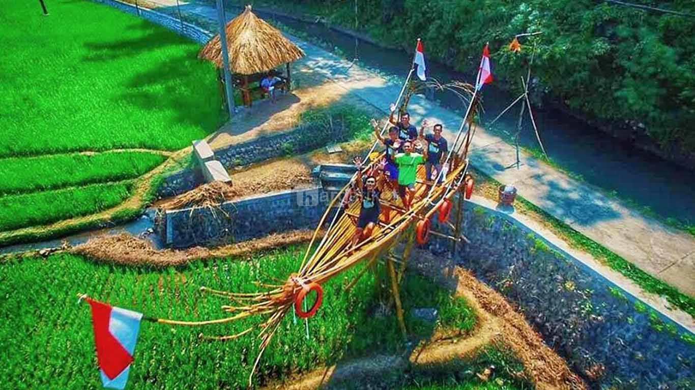 Desa Wisata Brumbun (Brumbun Tubing Adventure)