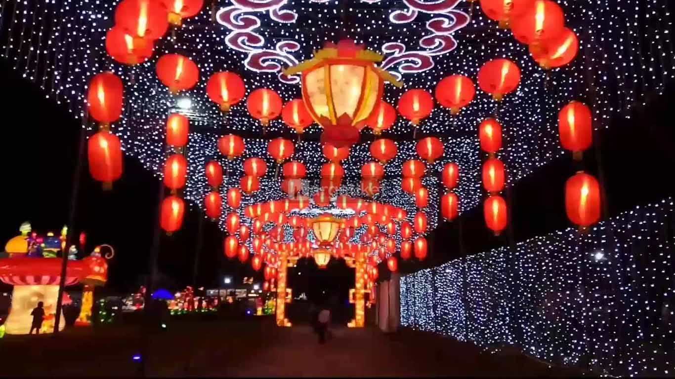Garden lantern Maze Market
