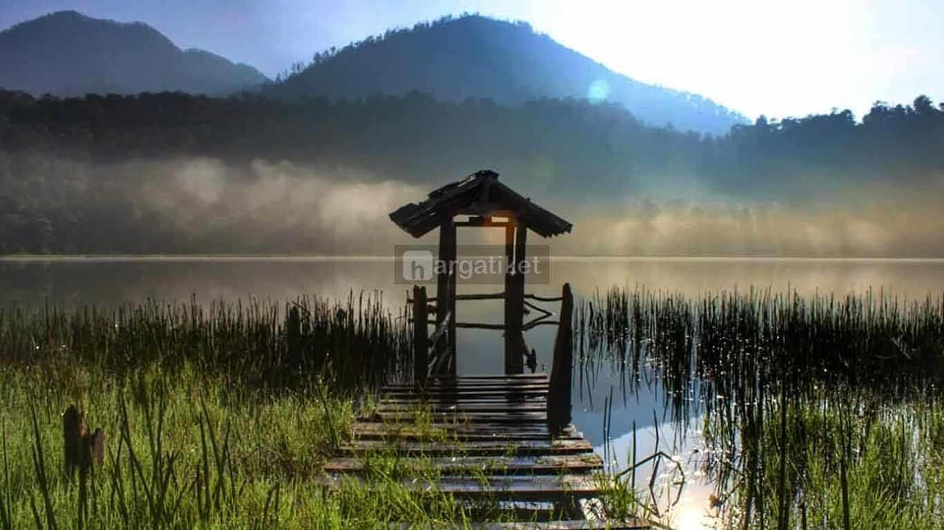 Gunung Argopuro dan Danau Taman Hidup