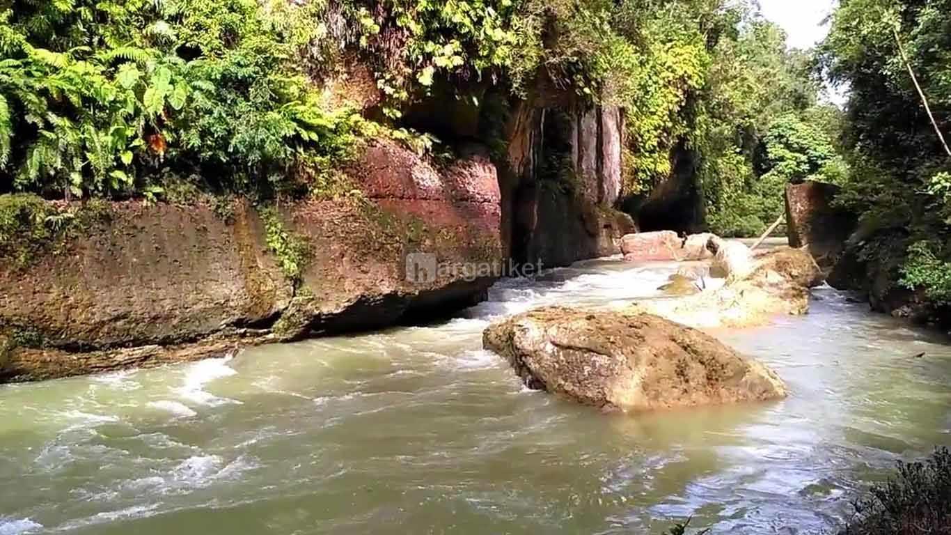 Irigasi Sungai Namo Buaya