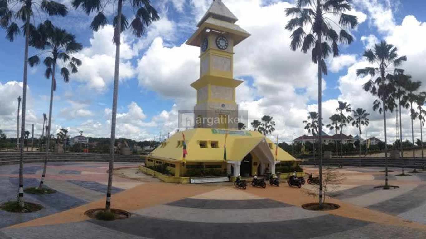 Jam Bentong Tenggarong