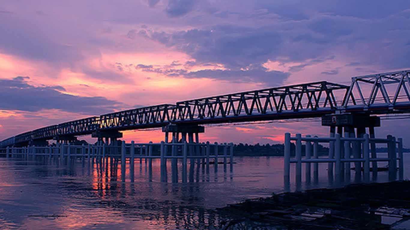 Jembatan Aur Duri