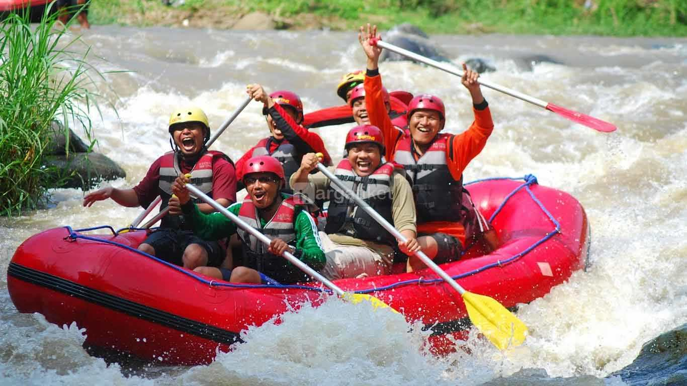 Konto River Rafting