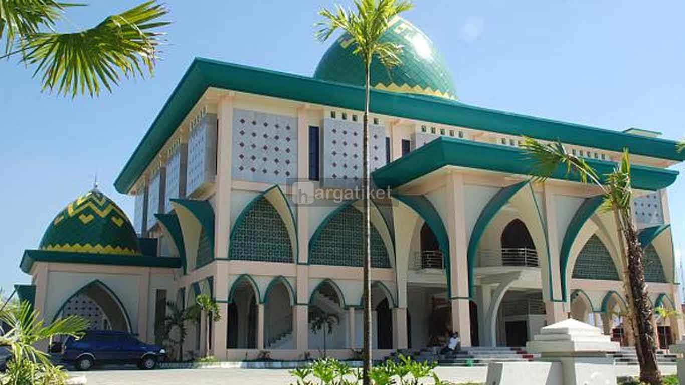 Masjid Agung An Nuur Batu