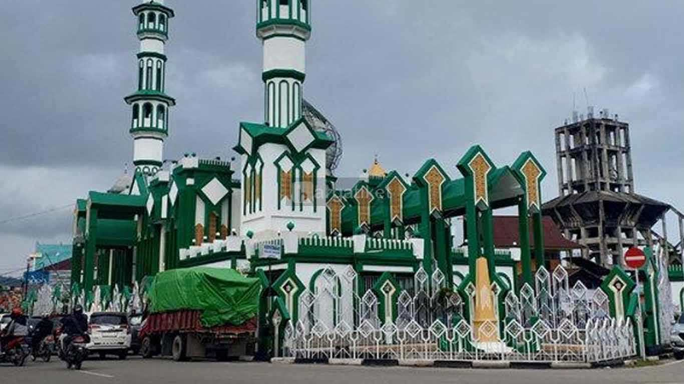 Masjid Raya Singkawang