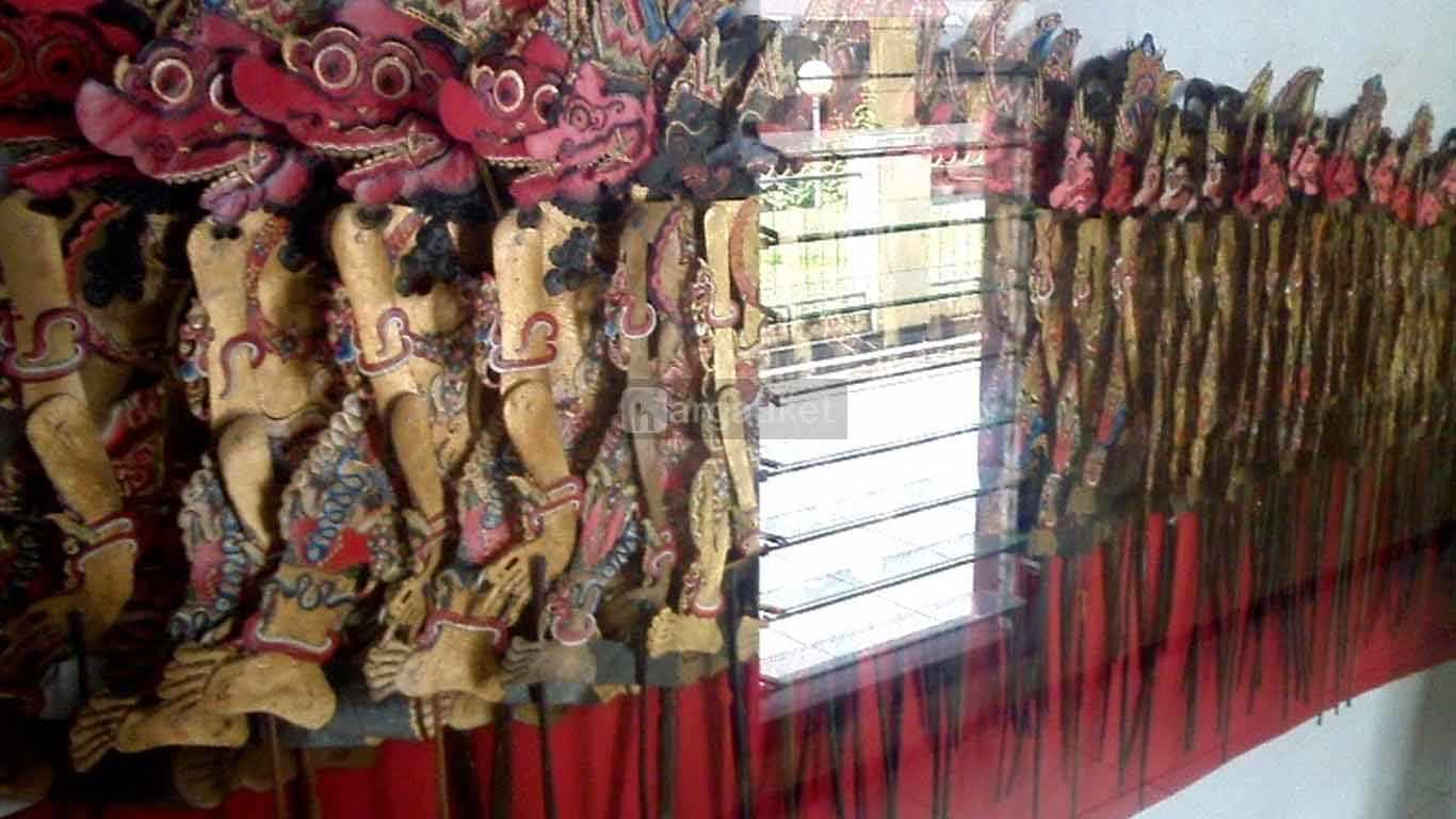 Museum Wayang Sendang Mas