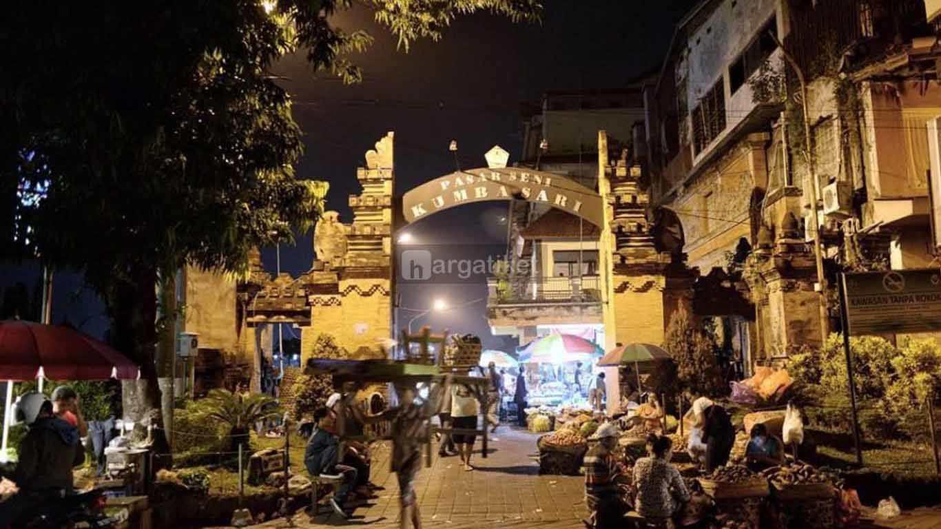 Pasar Seni Kumbasari