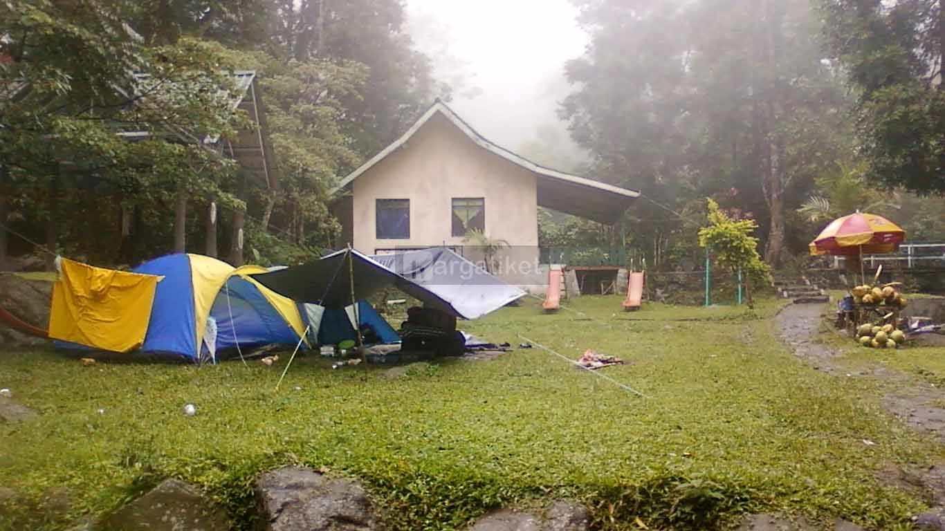 Pondok Halimun Camping Ground Selabintana