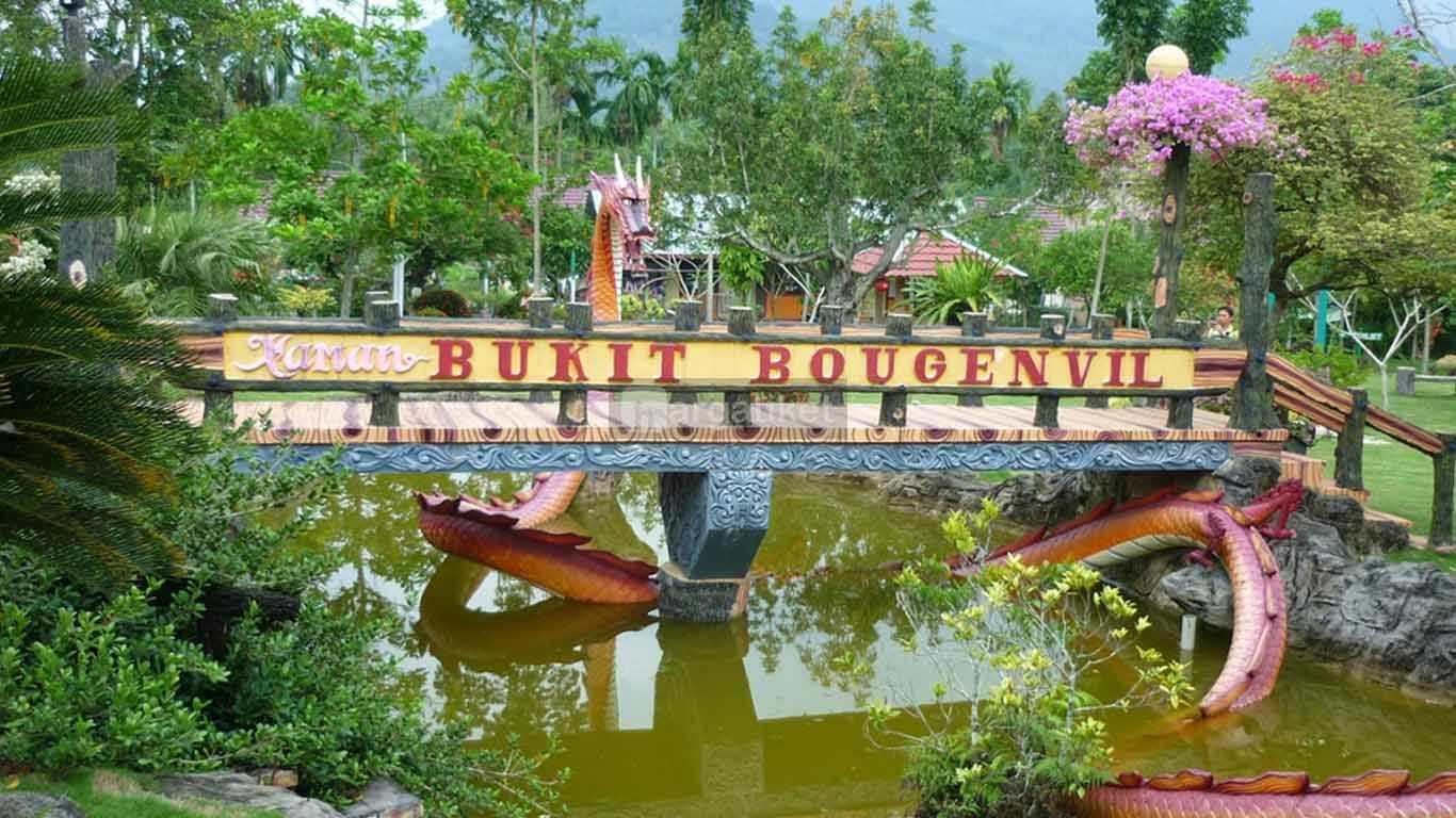 Taman Bunga Bukit Bougenvile